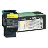 Lexmark Toner 0C540A1YG Gelb