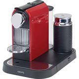 Krups Kaffee-Kapsel-Automat XN 7106 Nespresso fire-red