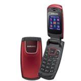 Samsung SGH-C270 Rot