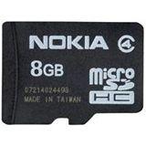 8 GB Nokia MU-43 microSDHC Class 4 Retail