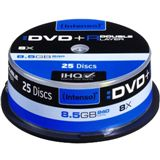Intenso DVD+R DL 8.5 GB 25er Spindel (4311144)