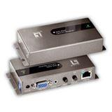 LevelOne AVE-9300 1-fach KVM Extender