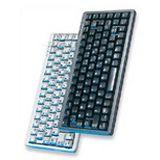 CHERRY G84-4100LCMEU-0 CHERRY ML PS/2 & USB Englisch grau