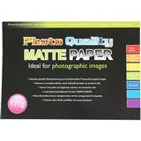 WinTech DG-180-A4 Fotopapier 29.7x21 cm (50 Blatt)