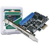 Digitus DS-30103 4 Port PCIe x1 retail