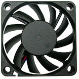 Titan TFD-6010HH12B 60x60x10mm 4800 U/min 36 dB(A) schwarz