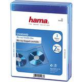 Hama Blu-Ray Doppel Leerhülle für 3er Pack (00051468)