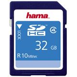 32 GB Hama High Speed SDHC Class 4 Retail