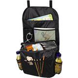 Hama Automotive Organizer mit Iso-Fach schwarz Tasche für