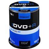 Intenso DVD+R 4.7 GB 100er Spindel (4111156)