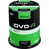 Intenso DVD-R 4.7 GB 100er Spindel (4101156)
