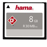 8 GB Hama High Speed Pro Compact Flash TypI 200x Bulk