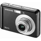 Samsung Digital-Fotokamera ES15 Black