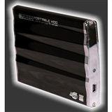 "2.5"" (6,35cm) Evertech ET-1576 SATA USB 2.0 Schwarz"