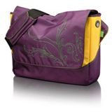 Digitus Digitus Lifestylebag marrakech violet/egg-yellow