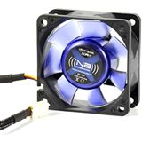 Noiseblocker BlackSilent Fan XR 1R 60x60x25mm 1600 U/min 11 dB(A) schwarz