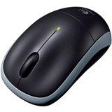 Logitech Wireless M205 Optische Maus Schwarz USB