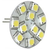 Delock Lighting 10x SMD mit Pins hinten Warmweiß G4 A