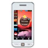 Samsung Star S5230 50 MB weiß