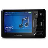16GB Creative ZEN MX MP3 Player Schwarz