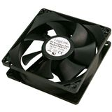 LogiLink FAN101 80x80x25mm 2500 U/min 33 dB(A) schwarz