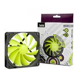 Coolink SWiF2-1200 120x120x25mm 800 U/min 9 dB(A) schwarz/grün