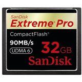 32 GB SanDisk Extreme Pro Compact Flash TypI 600x Bulk