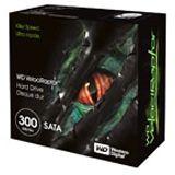 """300GB WD VelociRaptor WD3000GLFSRTL2 10000U/m 16MB 3,5"""" (8,9cm)"""