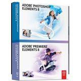 Adobe Photoshop Elements 8.0 und Premiere Elements 8.0 (PC)