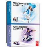Adobe Photoshop Elements 8.0 und Premiere Elements 8.0 Update (PC)