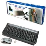 LogiLink ID0013 Deutsch USB schwarz/grau