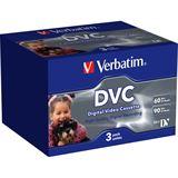Verbatim MED DVC 60Min 3er