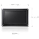 "10,2""(25,91cm) Samsung Digitaler Fotorahmen SPF-107H Wide"