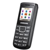 Samsung E1100 schwarz