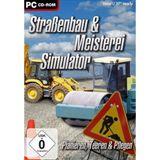 Strassenbau- und Meisterei Simulator CD-Rom (PC)