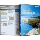 Microsoft Autoroute Euro GPS 2010 D Mini BOX