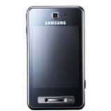 Samsung SGH-F480i 190 MB silber