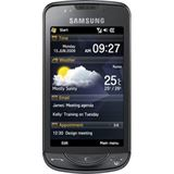Samsung Omnia Pro B7610 schwarz