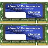 3GB Kingston HyperX DDR2-800 SO-DIMM CL5 Dual Kit