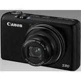 Canon Powershot S90 Digitalkamera Schwarz