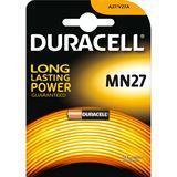 Duracell MN27 V27A Alkaline Batterie 12.0 V 1er Pack