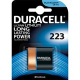 Duracell Ultra 223 CRP2 Lithium Flachbatterie 6.0 V 1er Pack