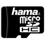 8 GB Hama Mobile microSD Class 2 Retail inkl. Adapter
