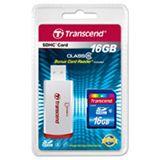 16 GB Transcend Standard SDHC Class 6 Retail