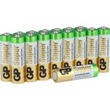 GP Batteries Super LR6 Alkaline AA Mignon Batterie 1.5 V 16er Pack
