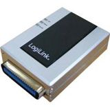 LogiLink PS0001 1x parallel/100-Mbit