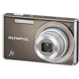 Olympus FE-5030 Digitalkamera Indium Grau