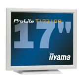 "17"" (43,18cm) iiyama ProLite T1731SR-W1 Touch Weiß"