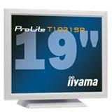 "19"" (48,26cm) iiyama ProLite T1931SR-W1 Touch Weiß"