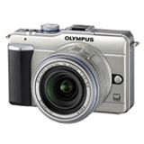 Olympus Pen E-PL1 14-42mm Spiegelreflex Gold Kit